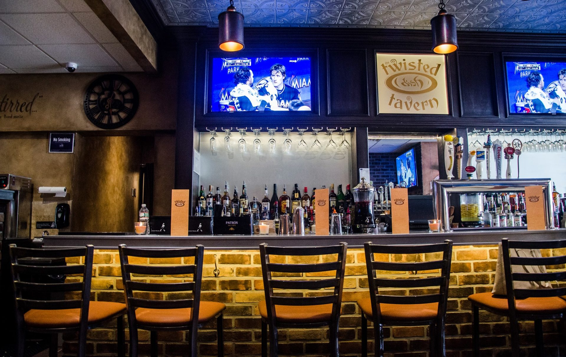 Twisted Dish's bar. | Photo by Twisted Dish via Facebook
