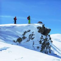 backcountry skiing kosovo