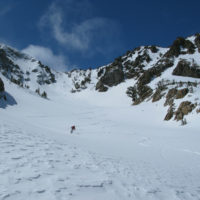 june mammoth skiing traverse smg