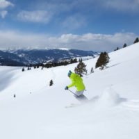 backcountry skiing vail pass