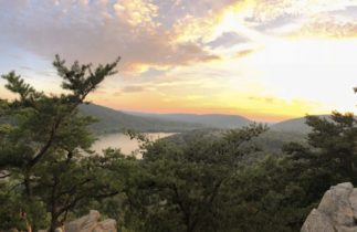 Weverton Cliffs view