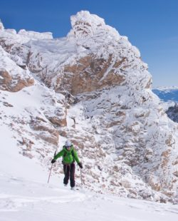 backcountry skiing grand teton