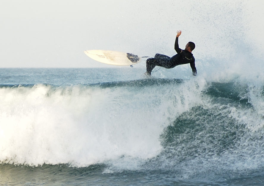 Jeffreys Bay surfing