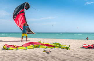 Kiteboarding Miami
