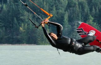 squamish kiteboarding