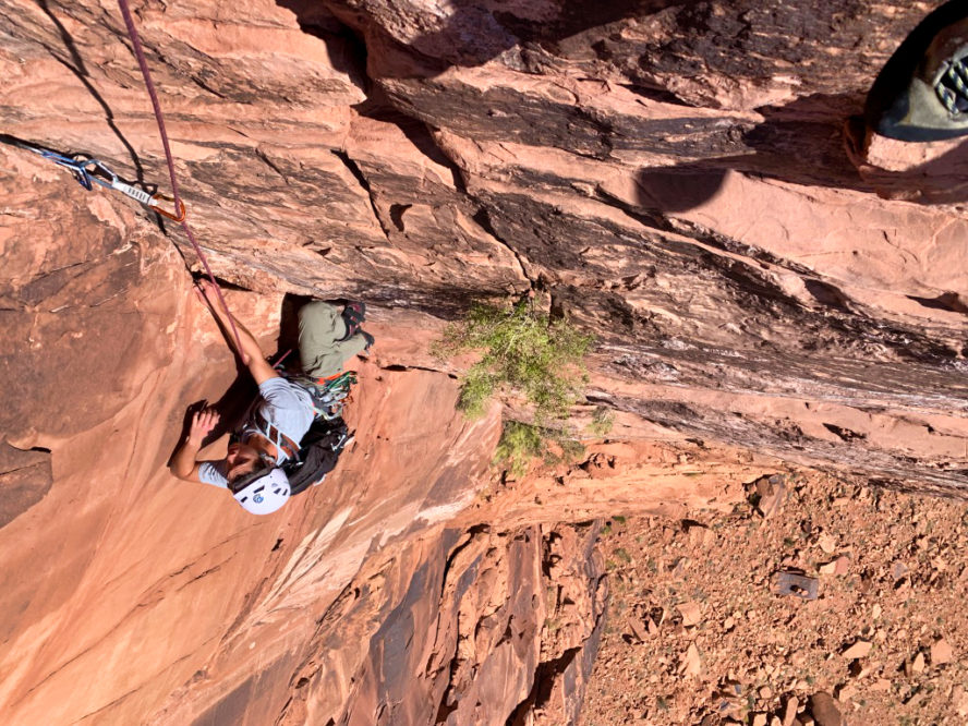 Big Bend Boulders Rock Climbing