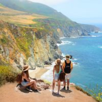 Hikes in Big Sur, California